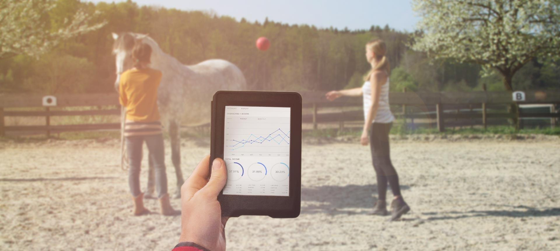 GREAT – das Forschungszentrum für Pferdegestützte Interventionen